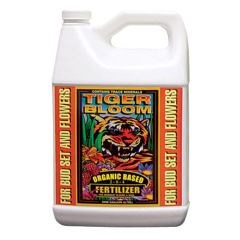 FoxFarm Nutrient / Additive Tiger Bloom 1 Gallon Bottle 26958