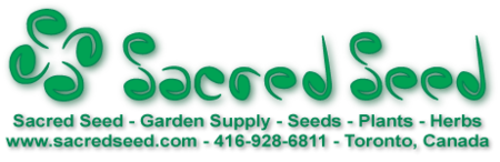 Sacred Seed Garden Supply