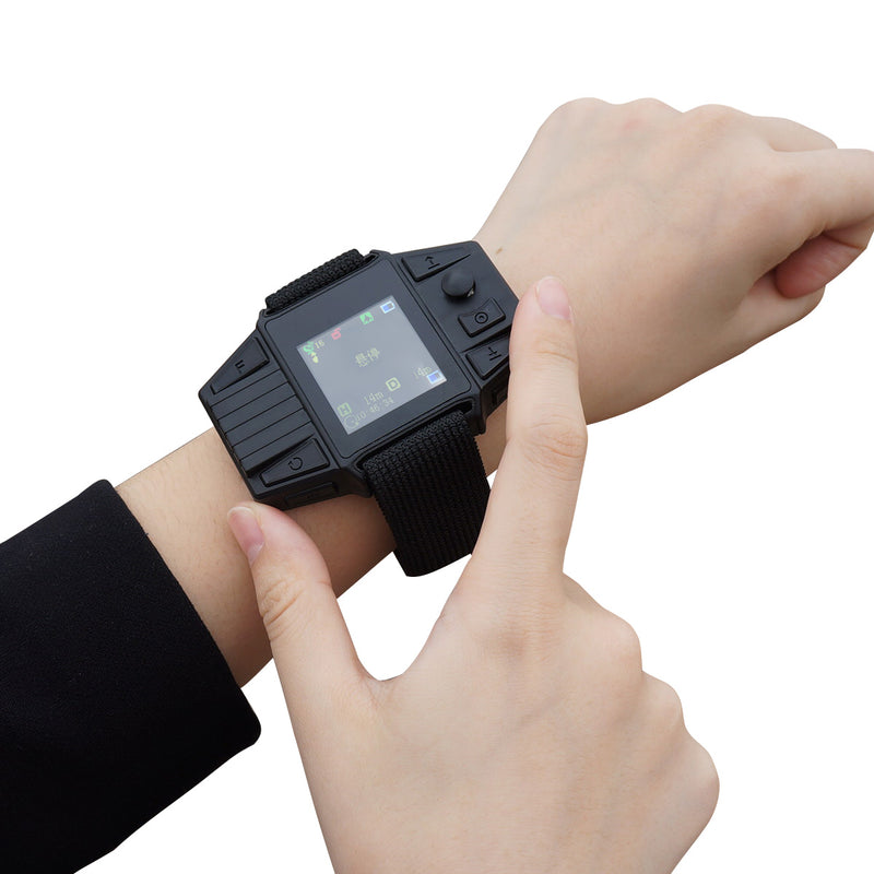 New GPS Watch