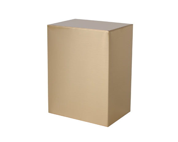Box Brass Insert Urn