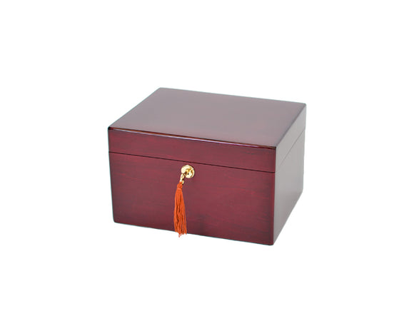 Rosewood Chest Urn