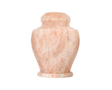 Carpel Rock Salt Stone Urn