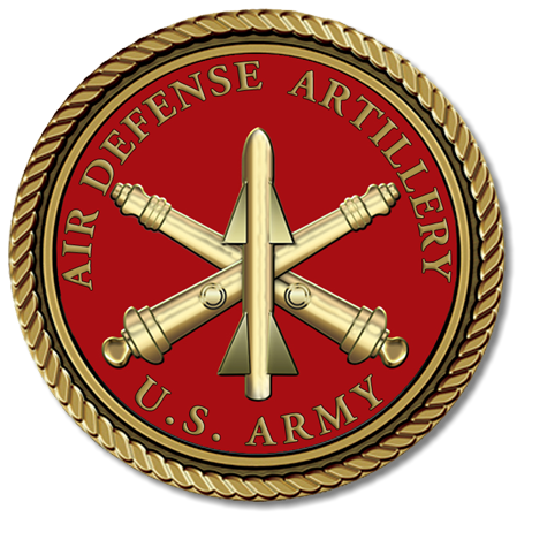 US Army Medallion - Air Defense Artillery Medallion