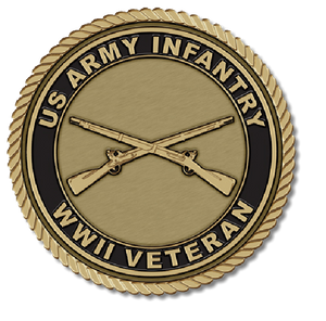 US Army Infantry Medallion