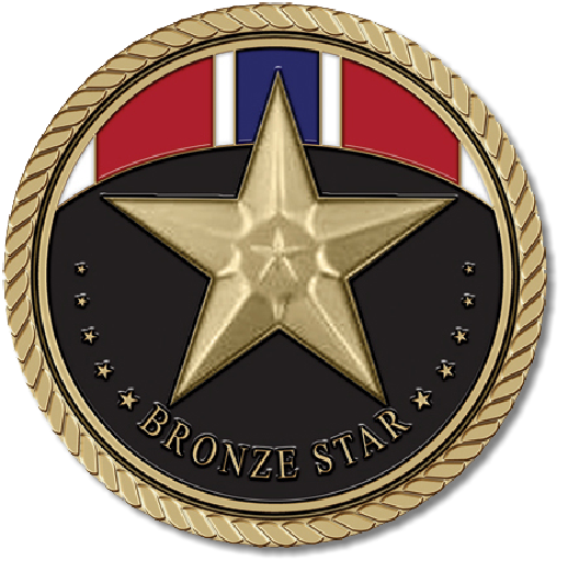 Bronze Star Medallion