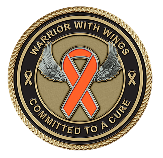 Leukemia Medallion