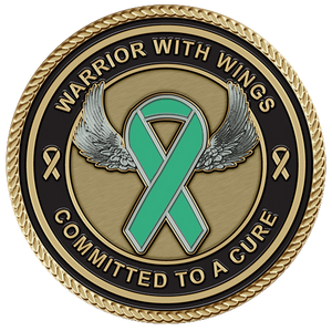 Ovarian Cancer Medallion