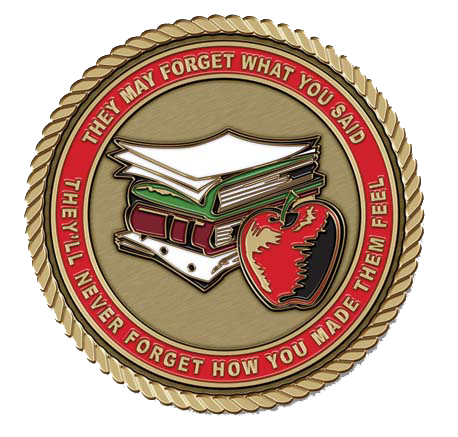 Education Medallion