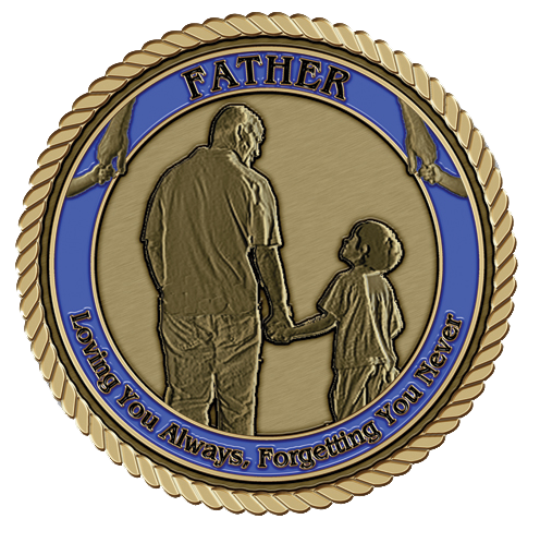 Father Medallion