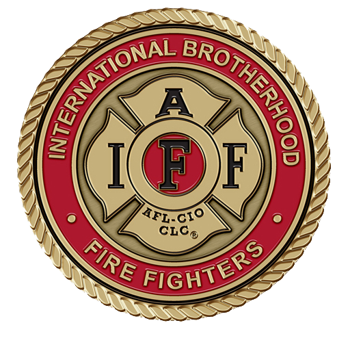 Fire Fighters Medallion