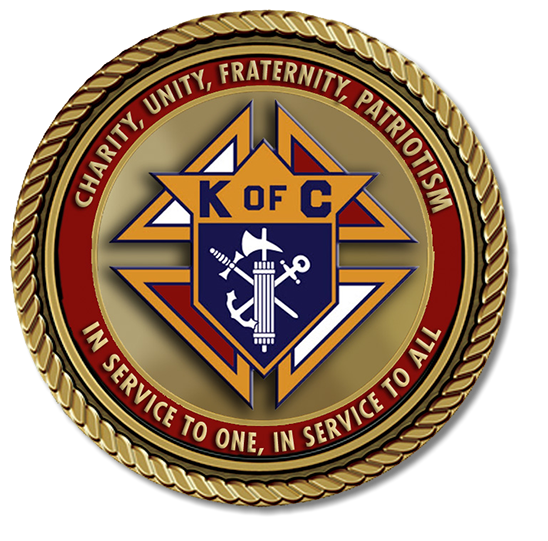 Knights of Columbus Medallion