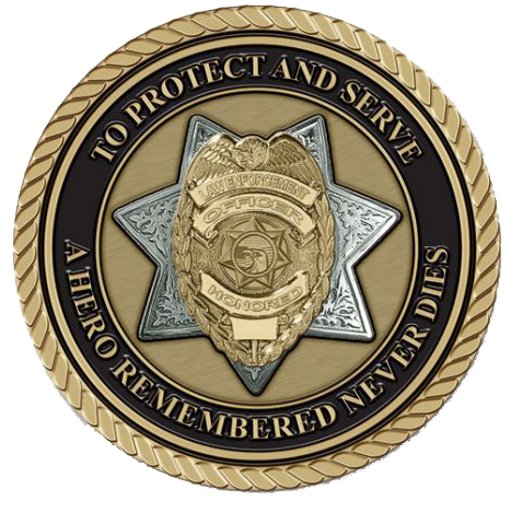 Law Enforcement Medallion