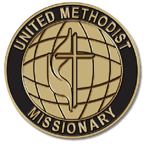 Methodist Missionary Medallion