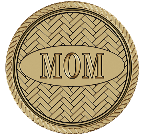 Mom Medallion