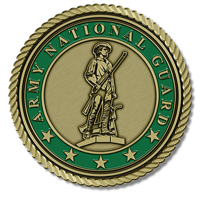 Army National Guard Medallion