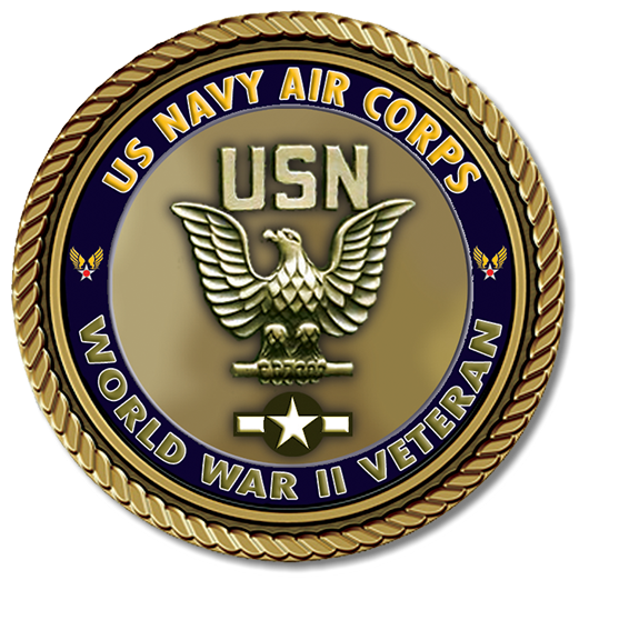 Navy Air Corps Medallion