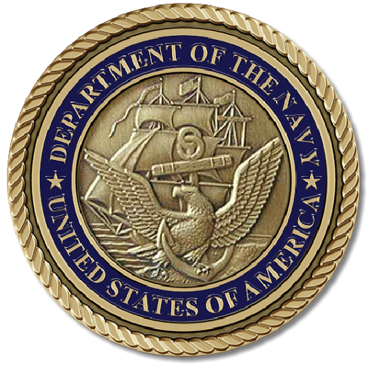 US Navy Medallion