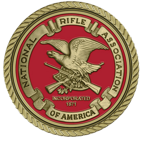 National Rifle Association Medallion