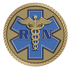 Nurse Medallion