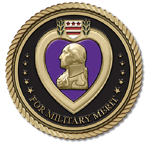 Purple Heart Medallion