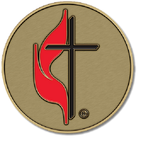 United Methodist Medallion