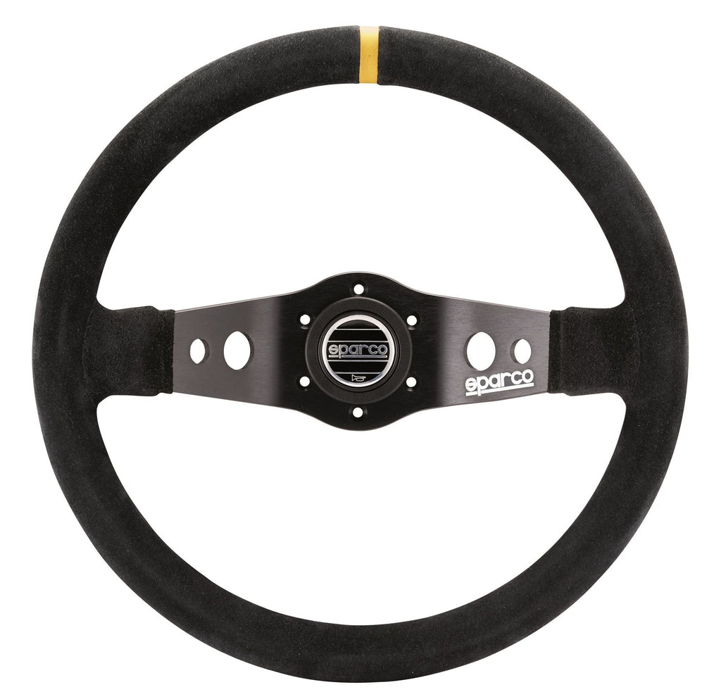 Sparco Steering Wheel R 215 Suede Black