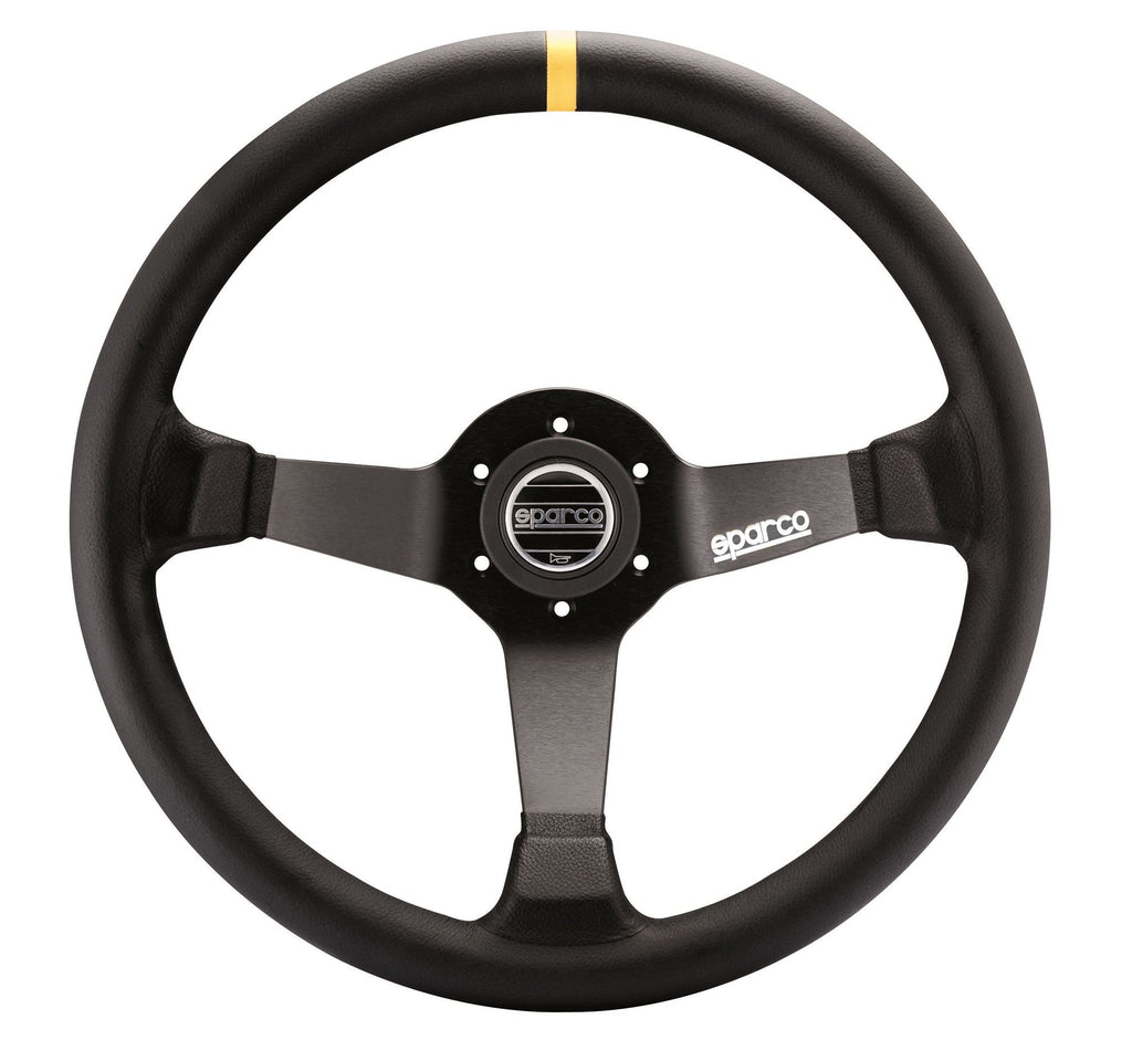 Sparco Steering Wheel R 325 Suede Black