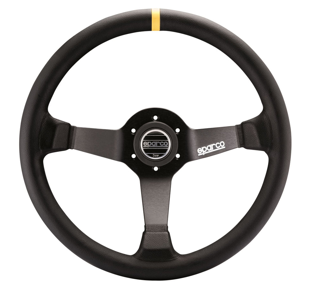 Sparco Steering wheel R 345 Suede Black