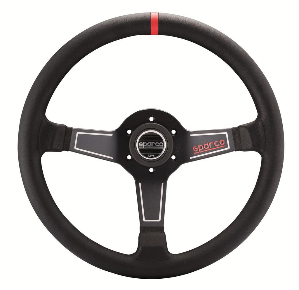 Sparco Steering Wheel L575 Monza Leather