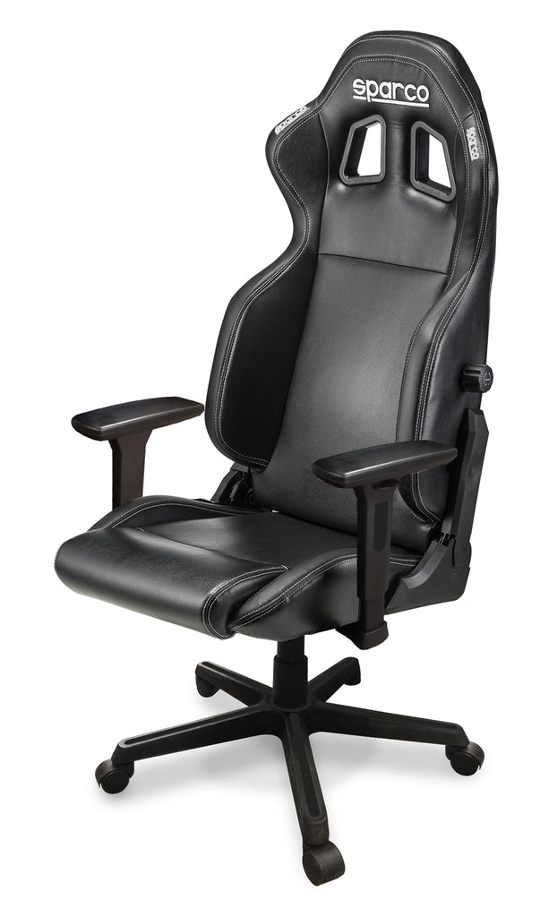 Sparco Game Chair ICON Black/Black