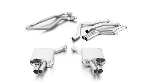 REMUS Performance Sport Exhaust Audi RS7 4G