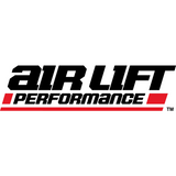 Air Lift 5 Gal Aluminum Air Tank - (4) 3/8in Face Ports & 1/4in Drain Port - 36in L X 6in D - Polished