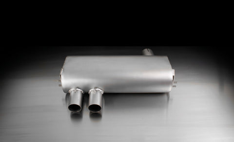 REMUS Performance Sport Exhaust BMW E90 E91 325i 330i PowerSound main silencer with valve control system