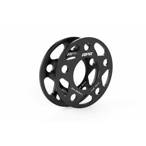 APR Spacers (Set of 2) - 66.5mm CB - 5mm Thick