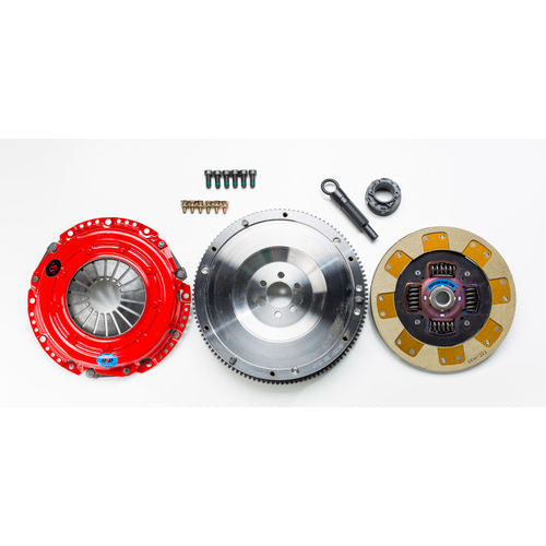South Bend / DXD Racing Clutch 05-08 Audi A4/A4 Quattro B6/B7 2.0T Stg 3 Endur Clutch Kit (w/ FW)