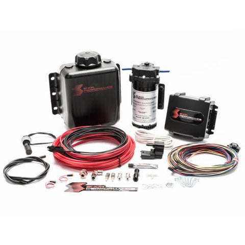 Snow Performance Stg 4 Boost Cooler Platinum Tuning Water Injection Kit (w/High Temp Tubing)