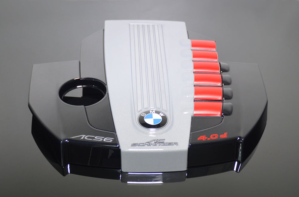 AC Schnitzer BMW G20/G21 painted Engine Cover