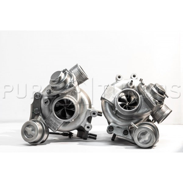 Pure Turbos MP4-12C & 650S PURE900 Upgrade Turbos