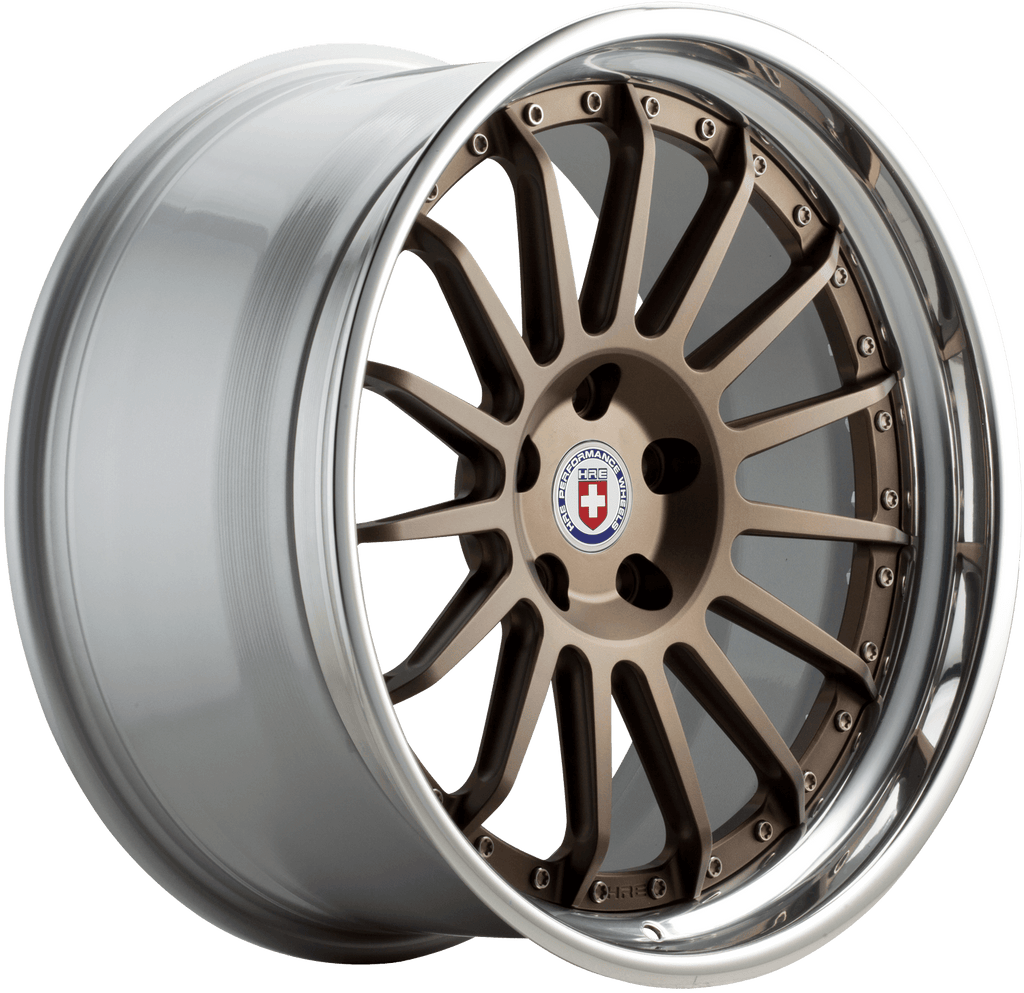 HRE C109 - Series C1 Starting at $1,500 USD per wheel
