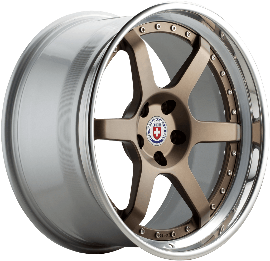 HRE C106 - Series C1 Starting at $1,500 USD per wheel