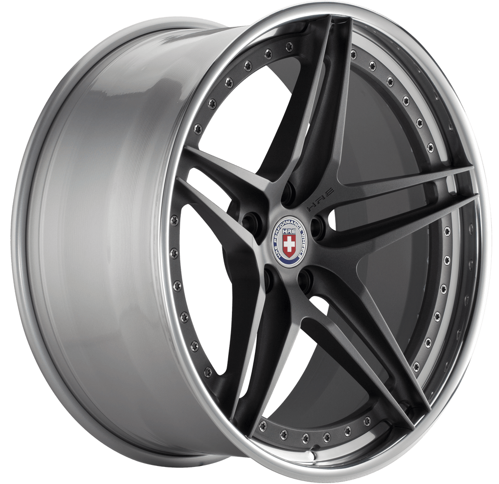 HRE S107 - Series S1 Starting at $2,200 USD per wheel