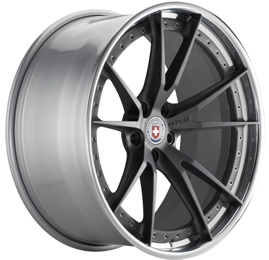 HRE S104 - Series S1 Starting at $2,200 USD per wheel