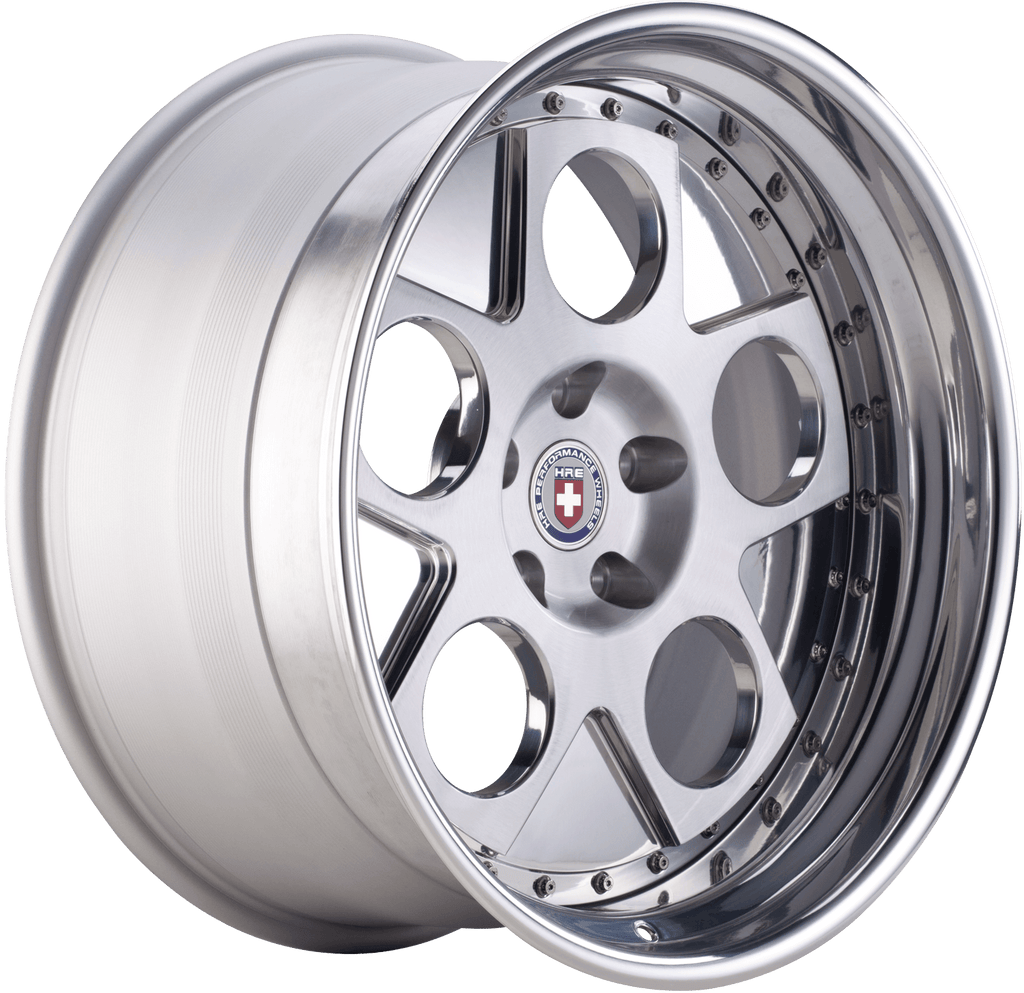 HRE 454 - Vintage Series Starting at $2,100 USD per wheel