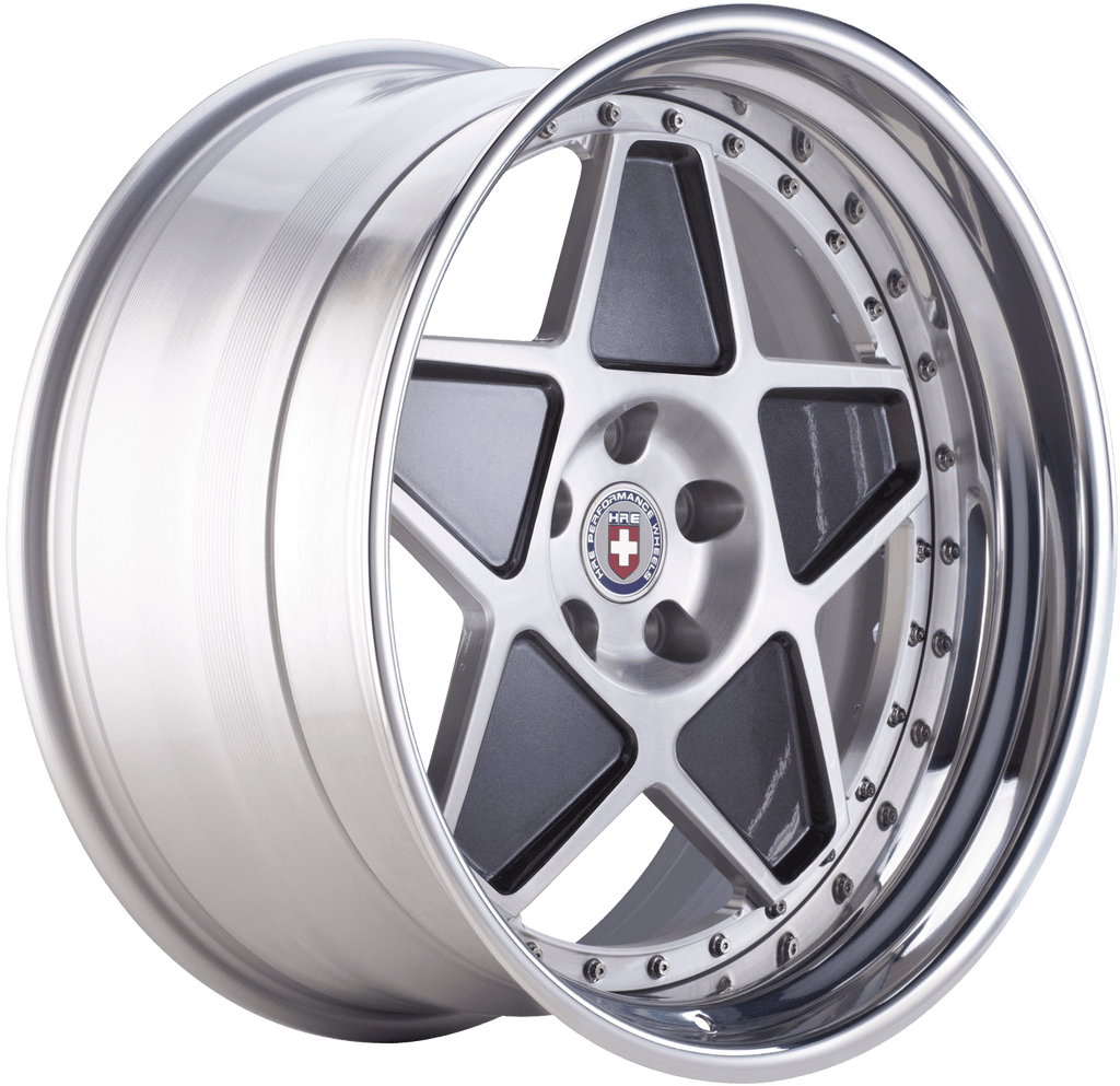 HRE 505 - Vintage Series Starting at $2,100 USD per wheel