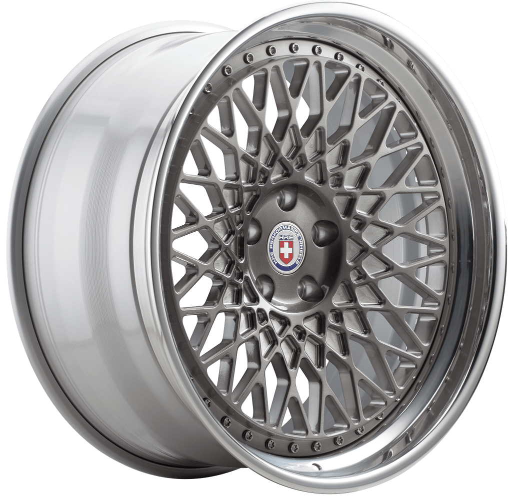 HRE 501 - Vintage Series Starting at $2,100 USD per wheel