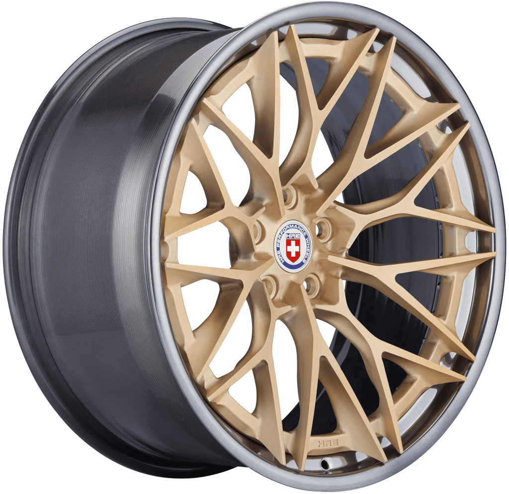HRE S200H - Series S2H Starting at $2,700 USD per wheel