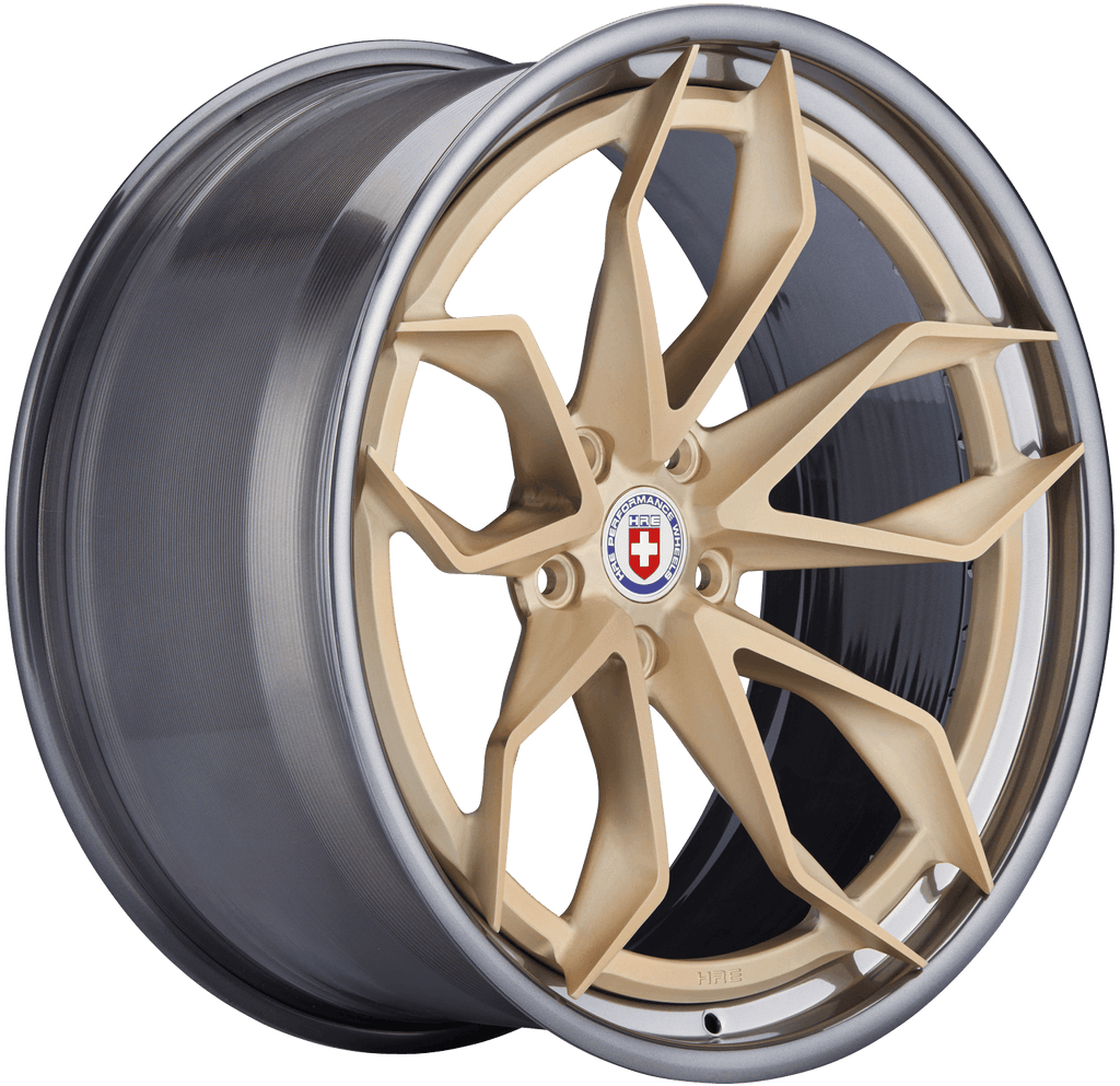 HRE S201H - Series S2H Starting at $2,700 USD per wheel