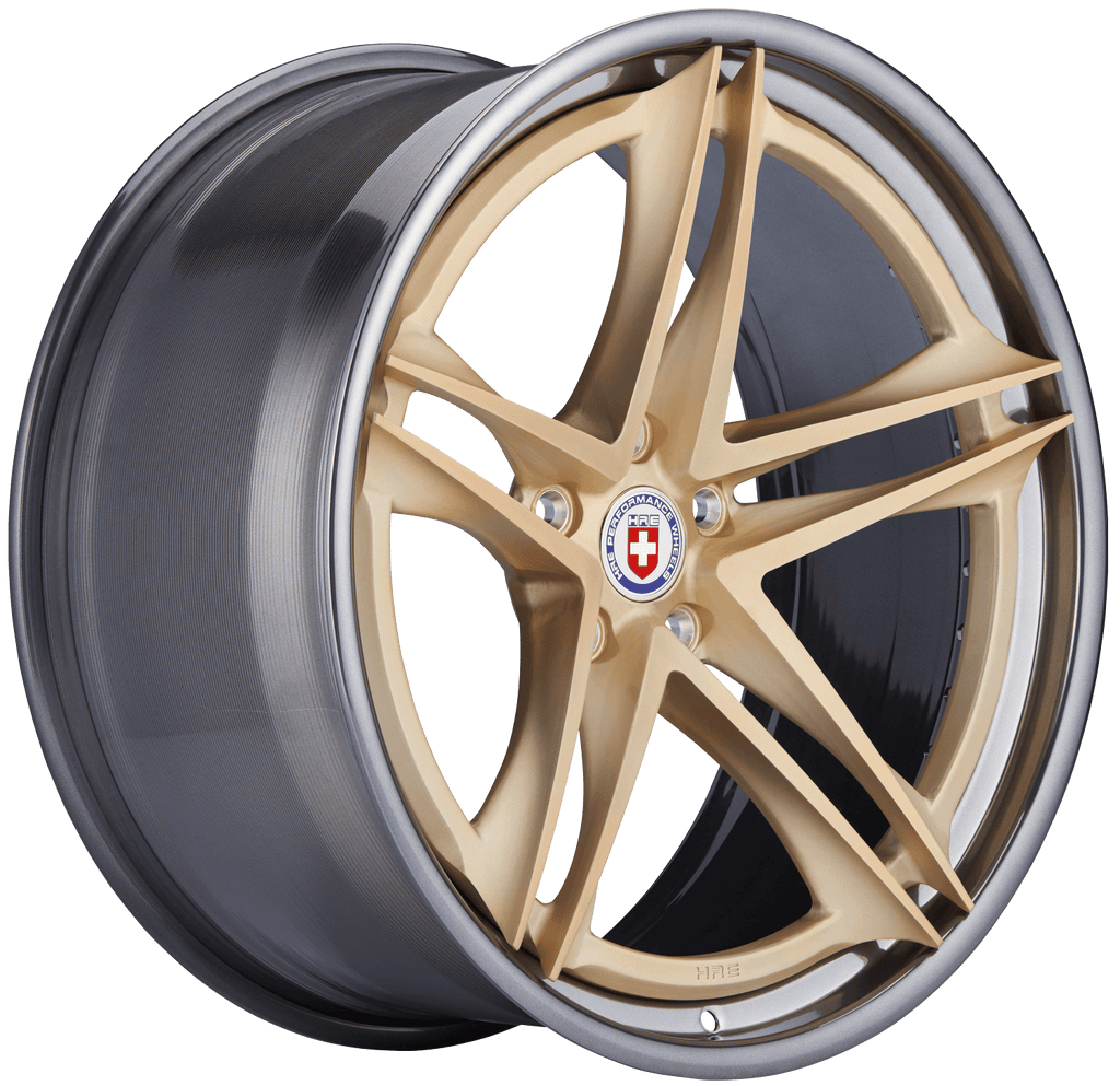 HRE S207H - Series S2H Starting at $2,700 USD per wheel