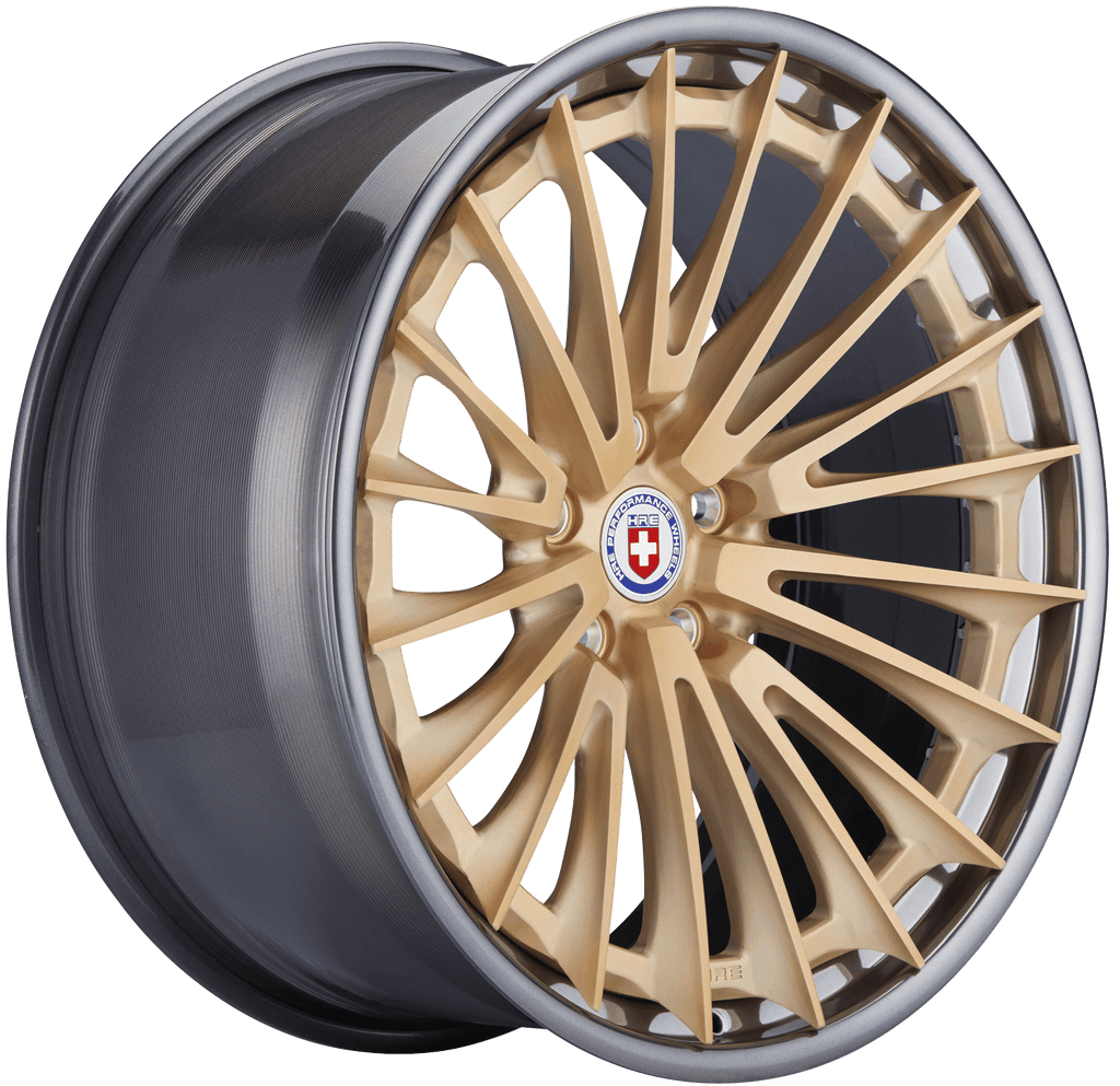 HRE S209H - Series S2H Starting at $2,700 USD per wheel
