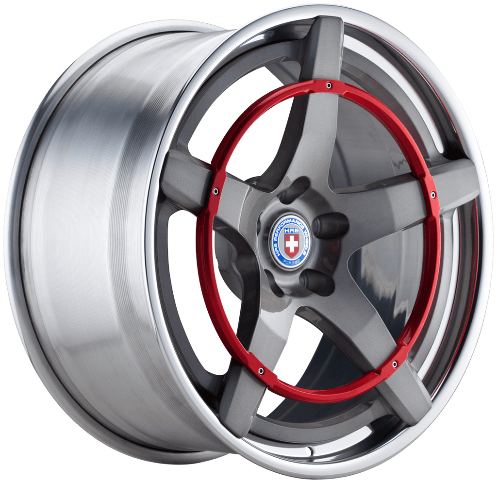 HRE Recoil with Ring - Ringbrothers Edition Starting at $2,050 USD per wheel
